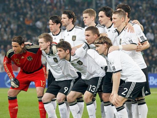 נבחרת גרמניה בכדורגל / צלם: רויטרס